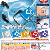 フリーサウンドクリップ式 MP3プレーヤーsoul(50個入り)