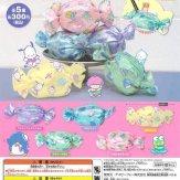 サンリオキャラクターズ 80'S POP キャンディーポーチコレクション(40個入り)