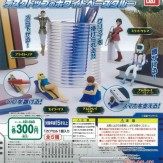 機動戦士ガンダムシリーズ デスクトップのホワイトベースクルー(40個入り)