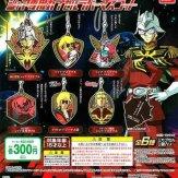 機動戦士ガンダムシリーズ シャア専用カプセルラバーマスコット(40個入り)