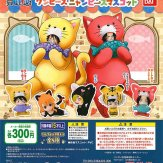 From TV animation ONE PIECE ワンピース ニャンピースマスコット(40個入り)