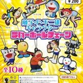 藤子・F・不二雄キャラクター ラバーボールチェーン(50個入り)