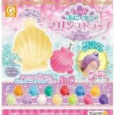 ぷにっプニ マリンストラップ in Pearl(50個入り)