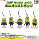 DMF ミニオン メイド ミニオンストラップ(50個入り)