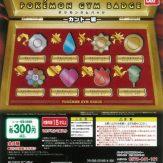 ポケットモンスター ジムバッジコレクション(40個入り)
