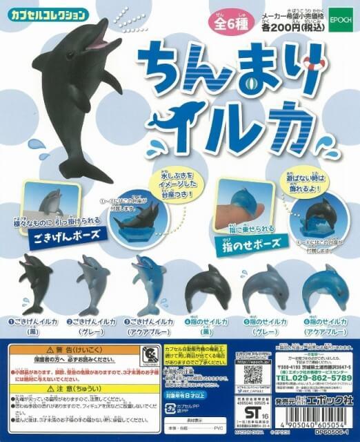 ちんまりイルカ(50個入り)