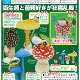 キノコとアマガエル2 ポールチェーン&フィギュアマスコット(40個入り)