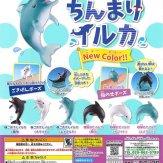 ちんまりイルカ NewColor!!(50個入り)
