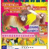 中国可愛的猫[ちゅうごくのかわいいねこ](50個入り)