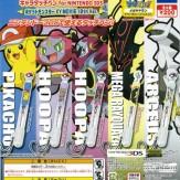 キャラタッチペンfor NINTENDO 3DS ポケットモンスターXY MOVIE 18th ver.(50個入り)
