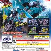 宇宙戦隊キュウレンジャー ガシャポンキュウボイジャー04(50個入り)