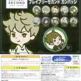 ゲームカンバッジコレクション ブレイブリーセカンド&デフォルト(50個入り)