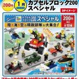 カプセルブロック200スペシャル(50個入り)