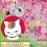 夏目友人帳 ニャンコ先生砂糖菓子付根付(50個入り)