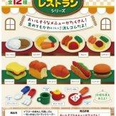 イワコーのおもしろ消しゴム ~ちいさなレストランシリーズ~(100個入り)