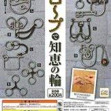 ロープで知恵の輪(50個入り)