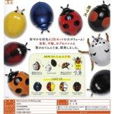 3Dファイルシリーズ THEてんとう虫(40個入り)