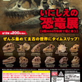 いにしえの恐竜展~2億3000万年前で君と会う~(50個入り)