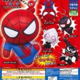 スパイダーマン ブラブラ スイングマスコット(40個入り)