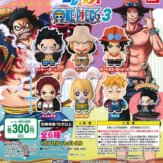 From TV animation ONE PIECE コレキャラ!ワンピース3(40個入り)