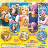 BanG Dream!ガールズバンドパーティ!カプセル アクリルバッジ vol.5 ハロー、ハッピーワールド!(40個入り)