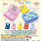 液晶ミニゲーム機 GAME BOX NOTE~RETRO~(40個入り)