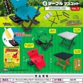 ざ・キャンピングチェア&テーブルマスコットVOL.3(40個入り)
