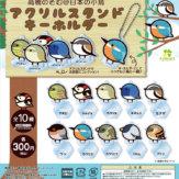 日本のことり アクリルスタンドキーホルダー(50個入り)
