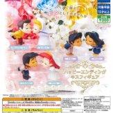 ディズニープリンセス ハッピーエンディングキスフィギュア(40個入り)