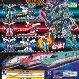 新幹線変形ロボ シンカリオン マイクロアクションフィギュア(40個入り)