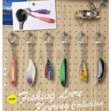 コロコロコレクション Fishing Lure Keyring Collection(50個入り)
