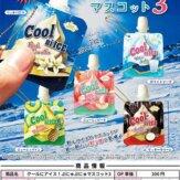 クールにアイス!ぷにゅぷにゅマスコット3(50個入り)