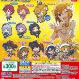 アイドルマスターミリオンライブ!カプセルラバーマスコット3(40個入り)