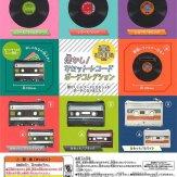 コロコロコレクション 懐かし!カセット・レコードポーチコレクション(50個入り)
