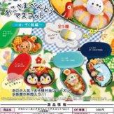 かわいい!おこさまべんとうマスコット Vol.4 ~水族館編~(40個入り)