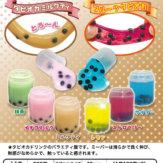 ミルクティ&フルーツタピオカスライミー(100個入り)