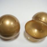 75mm空カプセル ゴールド(50個入り)