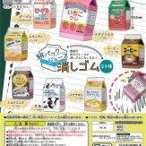紙パックジュース消しゴム(100個入り)