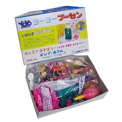 [鈴木ラテックス]ヨーヨーNo.100 青箱