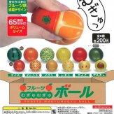コロコロコレクション フルーツむぎゅむぎゅボール(50個入り)