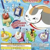 夏目友人帳 ニャンコ先生和おもちゃ根付(50個入り)