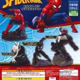 MARVEL スパイダーマン カプセルスタチュー(40個入り)
