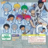 黒子のバスケ カプセルラバーマスコットEX(40個入り)