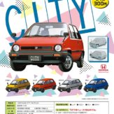 1/64 Honda CITY コレクション(40個入り)