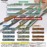 Cゲージコレクション Vol.2 E5系新幹線編(40個入り)