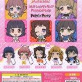 バンドリ!ガールズバンドパーティ!コレクションフィギュア Poppin'Party!(40個入り)
