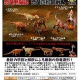 カプセルQミュージアム「恐竜発掘記 恐竜造形最前線」(30個入り)