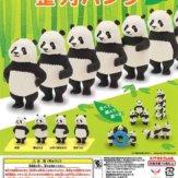 並べ隊 整列パンダ(50個入り)