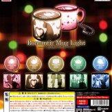 Romantic Mug Light ロマンチック マグ ライト(50個入り)