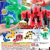 変形ロボットフィギュア(50個入り)